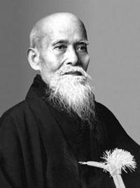 O-Sensei - Morihei Ueshiba