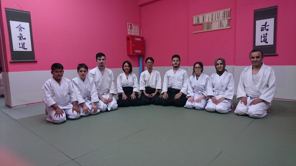 Aikido İzmir Zen Shin Dojo